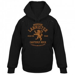 Game of Thrones Lannister Hoodie