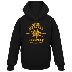 Game of Thrones Martell Hoodie