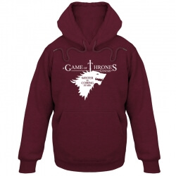 Game of Thrones Sweater House Stark Wolf Hoodie