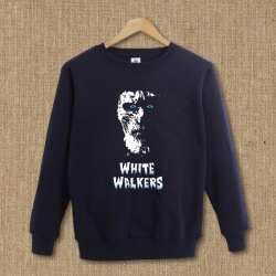 Game of Thrones White Walkers Pullover Sweater The Night King Hoodie