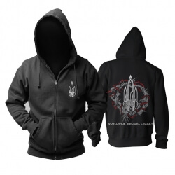 At The Gates Hooded Sweatshirts Sweden Metal Music Band Hoodie