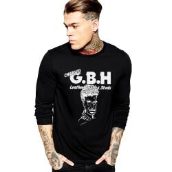 Gbh Long Sleeve T-Shirt Heavy Metal Tee