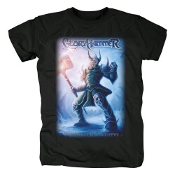 Gloryhammer T-Shirt Metal Rock Tshirts