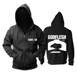 Godflesh Hoodie Metal Music Sweat Shirt