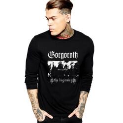 Gorgoroth Long Sleeve T-Shirt Norwegian Rock Heavy Metal Tee