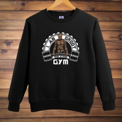 Gotg Movie Groot Grow Strong Hoodie Black Pullover Sweatshirt