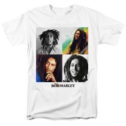 Graphic Tees Marley Bob T-Shirt