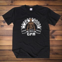 Guardians of the Galaxy 2 Groot T-shirt Grow Strong Gym Tee Shirt