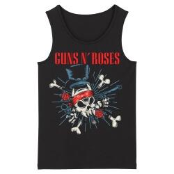 Guns N'Roses Tank Tops Sleeveless Graphic Tees