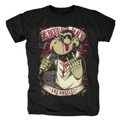 Hard Rock Graphic Tees As Blood Runs Black T-Shirt