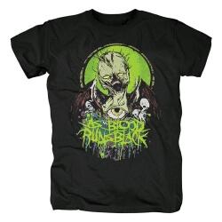 Hard Rock Metal Tees As Blood Runs Black T-Shirt