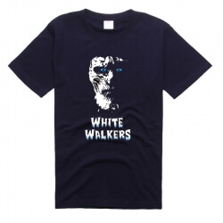 Hbo Game Of Thrones White Walkers T-Shirt