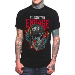 Heavy Metal Band Killswitch Engage Tee Shirt