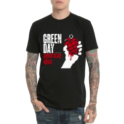 Heavy Metal Green Day T-Shirt for Youth