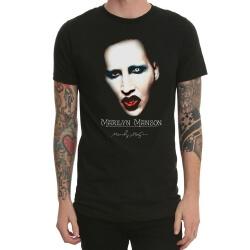 Heavy Metal Marilyn Manson Tee Shirt