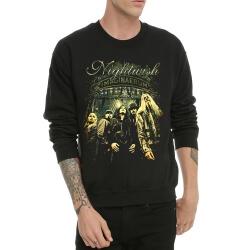 Heavy Metal Nightwish Crew Neck Hoodie