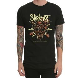 Heavy Metal Sliprock Print T-Shirt Black