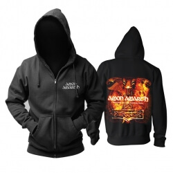 Hymns To The Rising Sun Hooded Sweatshirts Metal Music Hoodie