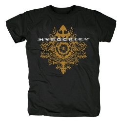 Hypocrisy Band Tees Sweden Black Metal Punk Rock T-Shirt