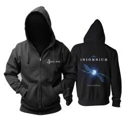 Insomnium Hoodie Finland Metal Rock Band Sweatshirts