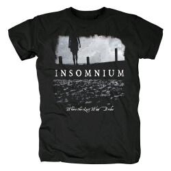 Insomnium Tshirts Finland Metal Band T-Shirt