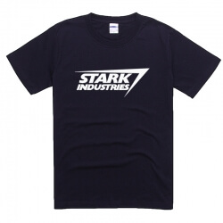 Ironman Stark Industries Crew Neck Plus Size