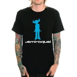 Jamiroquai Rock TShirt Black Heavy Metal T