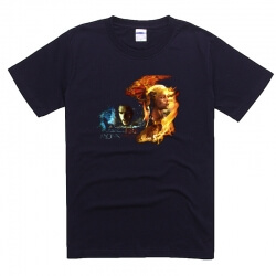 Jon Snow and Daenerys Targaryen T Shirt