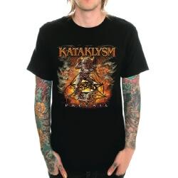Kataklysm Band Rock Tshirt Black Heavy Metal Shirt
