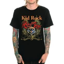 Kid Rock Band T-Shirt Black Heavy Metal Tee