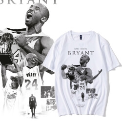 Kobe and Gianna Memorial T Shirt
