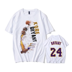 Kobe Bryant Lakers Shirt