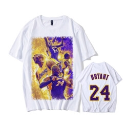 Kobe Bryant Lakers T Shirt