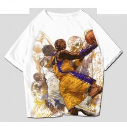 Kobe Bryant Logo Tee Shirt