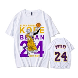 Kobe Shirt Black Mamba T-shirt