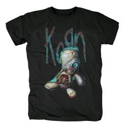 Korn Band Tee Shirts California Metal Rock T-Shirt