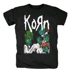 Korn Band Tees California Metal Punk Rock T-Shirt