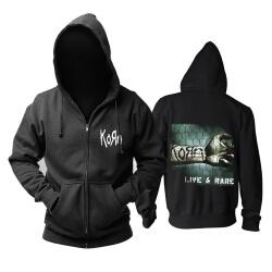 Korn Hoodie California Metal Punk Rock Band Sweatshirts