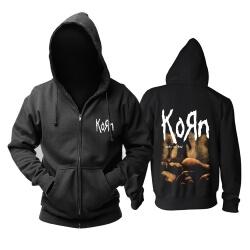 Korn Make Me Bad-Ep Hooded Sweatshirts California Metal Rock Band Hoodie