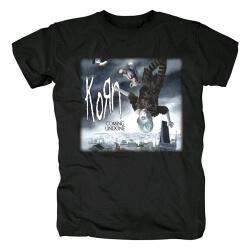 Korn T-Shirt California Metal Punk Rock Band Shirts