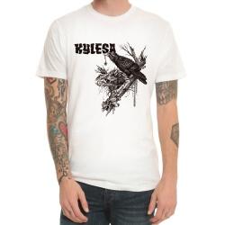 Kylesa Rock T-Shirt WhiteHeavy Metal Band Tee