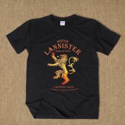 Lannister Golden Lion T-shirt