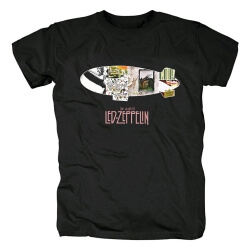 Led Zeppelin T-Shirt Country Music Rock Shirts