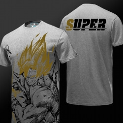 Limited Edition Son Goku T-shirt 4XL Dragon Ball Supe Tee Shirts