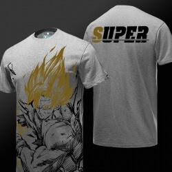 Limited Edition Son Goku T-shirt 4XL Dragon Ball Supe Tee Shirts
