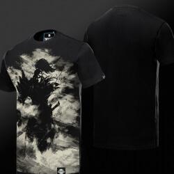 LOL Yasuo T-shirt League of Legends Unforgiven Tee Shirt