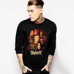 Long Sleeve Slipknot T-Shirt Cool