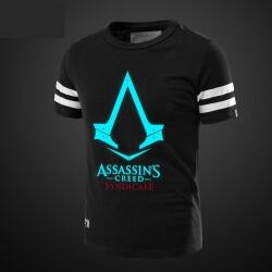 Luminous Assassin Syndicate Men Tshirt