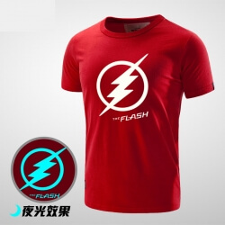 Luminous The Flash T Shirt Unisex