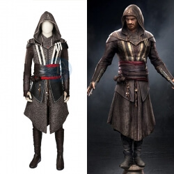 Assassin's Creed Callum Cal Lynch Cosplay Costume Windbreaker